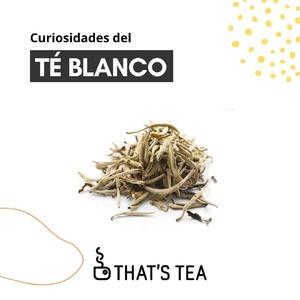 El té blanco es el antioxidante más potente de la naturaleza. Además de combatir el envejecimiento celular, aumenta las defensas y la capacidad de concentración.🍵✨ • El te blanc és l'antioxidant més potent de la naturalesa. A més de combatre l'envelliment cel·lular, augmenta les defenses i la capacitat de concentració.🍵✨