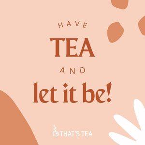 El té como filosofía de vida ✨ . El te com a filosofia de vida 🍵